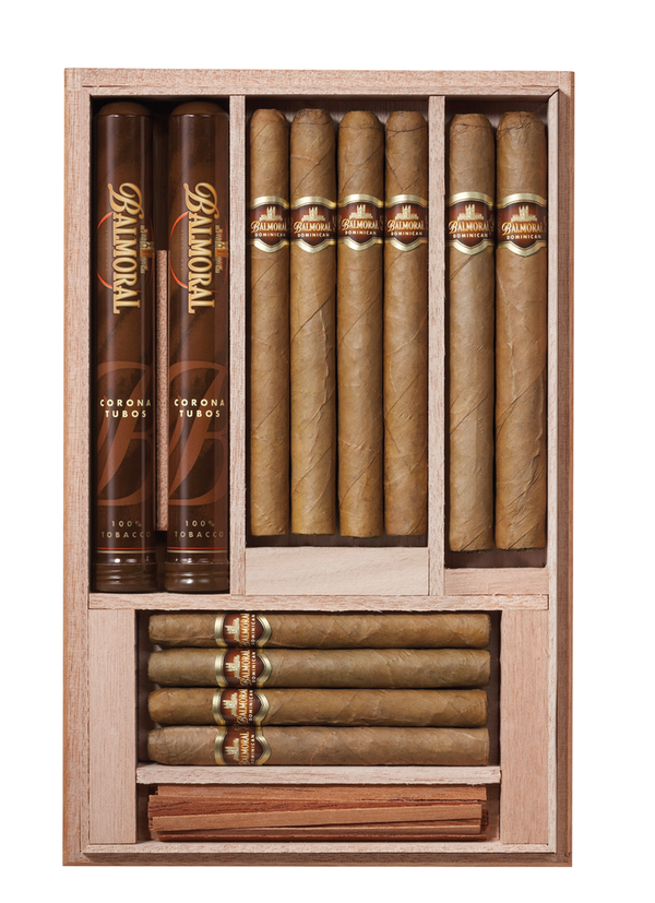 Balmoral Dominican Selection Collection, 12 Stück